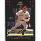 2007 Topps #507 Shea Hillenbrand - Los Angeles Angels (Baseball Cards)