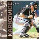 1994 Select #33 Ron Karkovice ( Baseball Cards )