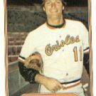 1982 Fleer 162 Doug DeCinces