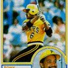 1983 Topps 590 Tony Pena
