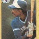 1987 Topps 210 Lloyd Moseby