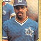 1987 Topps 235 Alvin Davis