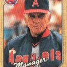 1987 Topps 518 Gene Mauch MG