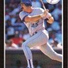 1989 Donruss 143 Steve Balboni