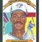 1989 Donruss 16 Fred McGriff DK