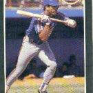 1989 Donruss 383 Wally Backman
