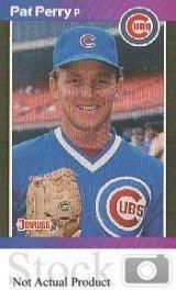 1989 Donruss 404 Pat Perry