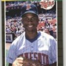 1989 Donruss 510 Fred Toliver