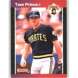 1989 Donruss 527 Tom Prince DP