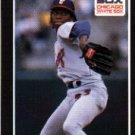 1989 Donruss 58 Melido Perez