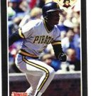 1989 Donruss 92 Barry Bonds
