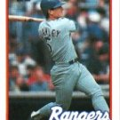 1989 Topps 587 Mike Stanley