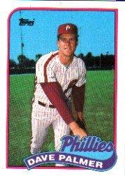 1989 Topps 67 Dave Palmer