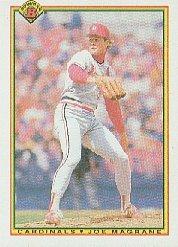 1990 Bowman 183 Joe Magrane