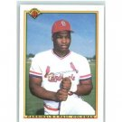 1990 Bowman 199 Paul Coleman RC