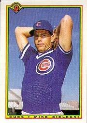 1990 Bowman 22 Mike Bielecki