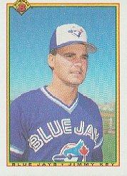 1990 Bowman 509 Jimmy Key
