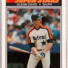 1990 K-Mart 16 Glenn Davis