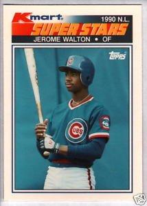 1990 K-Mart 7 Jerome Walton