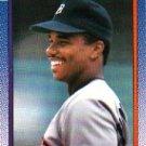 1990 Topps 327 Ken Williams