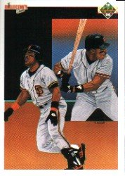1990 Upper Deck 40 Kevin Mitchell TC