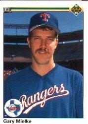 1990 Upper Deck 612 Gary Mielke RC