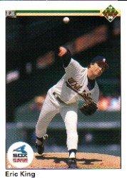 1990 Upper Deck 651 Eric King