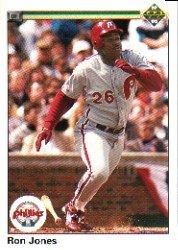 1990 Upper Deck 94 Ron Jones