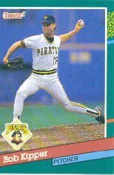 1991 Donruss 720 Bob Kipper