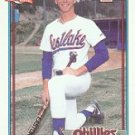 1991 Topps 471 Mike Lieberthal RC