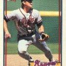 1991 Topps 643 Jim Presley