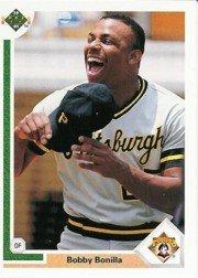 1991 Upper Deck 152 Bobby Bonilla
