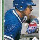 1991 Upper Deck 334 Derrick May