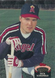 1992 Stadium Club 16 Dick Schofield