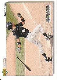 1992 Upper Deck 359 Joey Cora