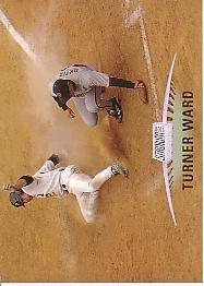 1999 Stadium Club 34 Turner Ward
