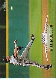 1999 Stadium Club 8 Bill Mueller