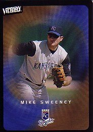 2003 Upper Deck Victory 38 Mike Sweeney