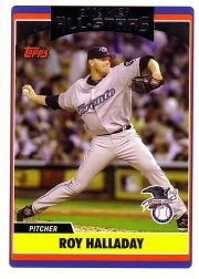 2006 Topps Update 261 Roy Halladay AS