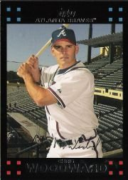 2007 Topps 552 Chris Woodward