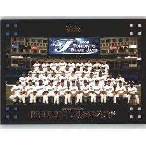 2007 Topps 591 Toronto Blue Jays