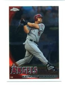 2010 Topps Chrome 56 Kendry Morales
