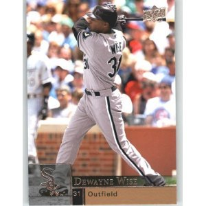 2009 Upper Deck 585 Dewayne Wise