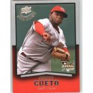 2008 Upper Deck Timeline 55 Johnny Cueto RC