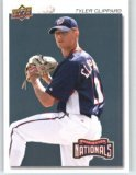 2008 Upper Deck Timeline 130 Tyler Clippard 92 ML
