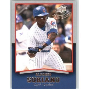 2008 Upper Deck Timeline 13 Alfonso Soriano