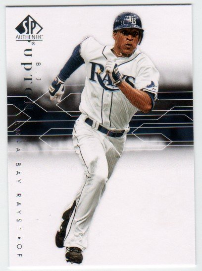 2008 SP Authentic 13 B.J. Upton