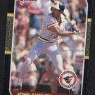 1987 Donruss 354 John Shelby