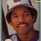 1982 Donruss #555 Jerry Royster