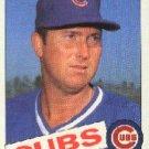 1985 Topps #306 Rick Reuschel